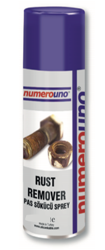 NUMEROUNO RUST REMOVER SPRAY