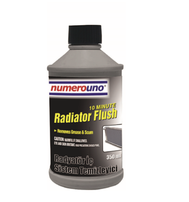 RADIATOR FLUSH CLEANER