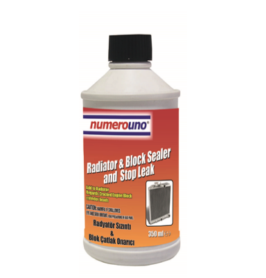 NUMEROUNO RADIATOR BLOCK SEALER AND STOP LEAK